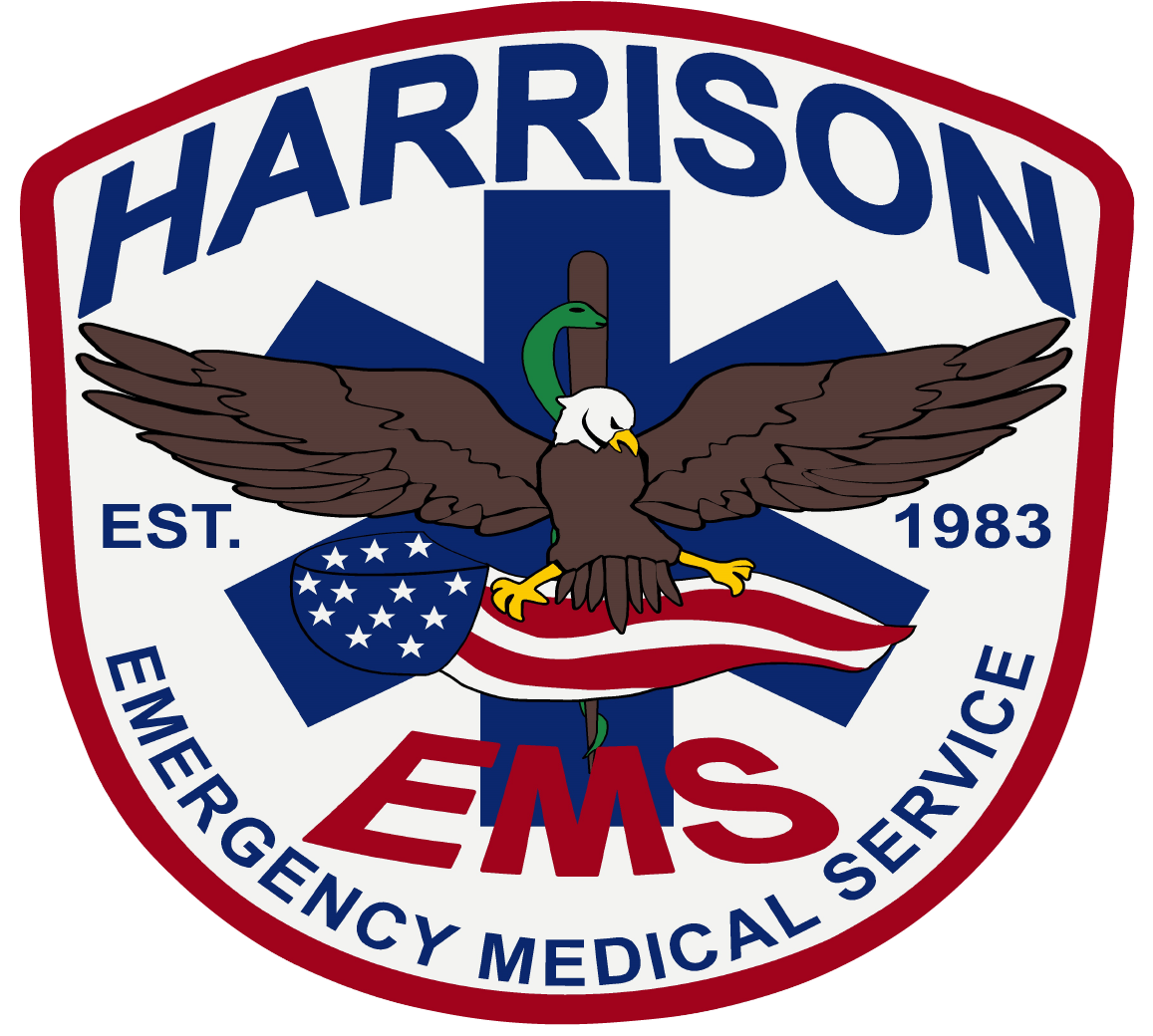 Harrison patch logo